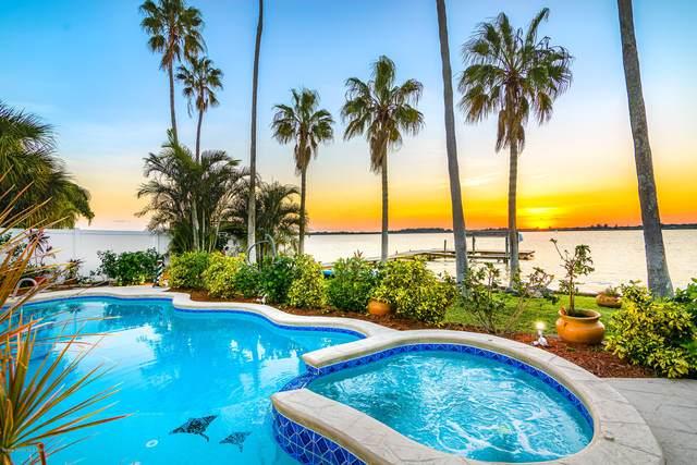 2601 Newfound Harbor Drive, Merritt Island, FL 32952 (MLS #887345) :: Premium Properties Real Estate Services