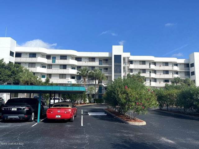 300 Columbia Drive #3104, Cape Canaveral, FL 32920 (MLS #888949) :: Coldwell Banker Realty
