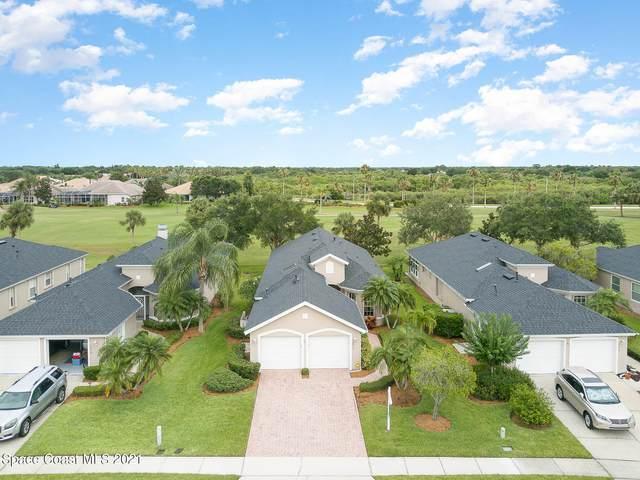 4217 Woodhall Circle, Rockledge, FL 32955 (MLS #907105) :: Blue Marlin Real Estate