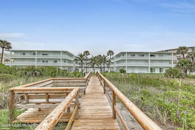 4800 Ocean Beach Boulevard #108, Cocoa Beach, FL 32931 (MLS #908237) :: Keller Williams Realty Brevard