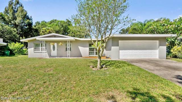 65 S Tropical Way, Merritt Island, FL 32952 (MLS #909544) :: Premium Properties Real Estate Services