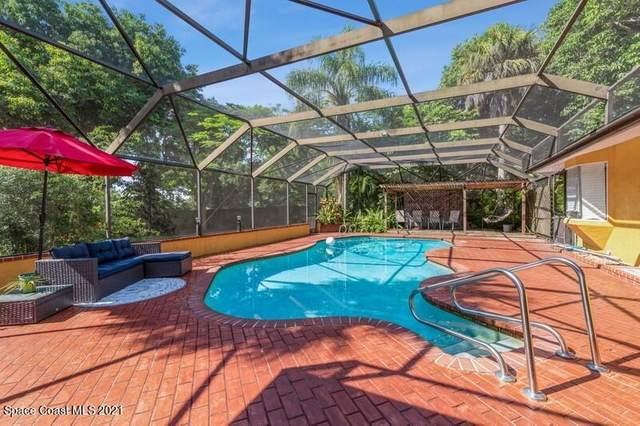 705 River Oaks Lane, Merritt Island, FL 32953 (MLS #910513) :: Keller Williams Realty Brevard