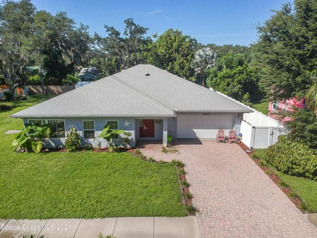 2303 Macfarland Drive, Cocoa, FL 32922 (MLS #914699) :: Keller Williams Realty Brevard