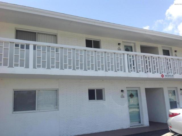 170 Flagler Lane #110, Cocoa Beach, FL 32931 (MLS #821330) :: Platinum Group / Keller Williams Realty