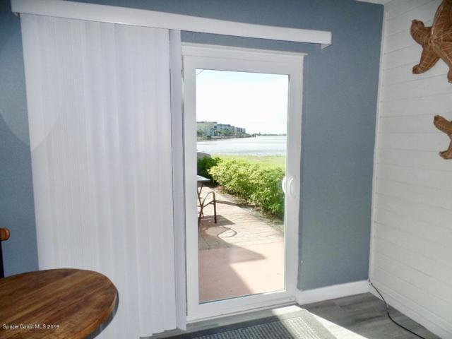 390 W. Cocoa Beach Cswy. Unit 23-3, Cocoa Beach, FL 32931 (MLS #837640) :: Blue Marlin Real Estate