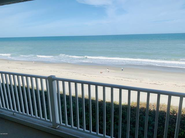1791 Highway A1a #1404, Indian Harbour Beach, FL 32937 (MLS #861336) :: Premium Properties Real Estate Services