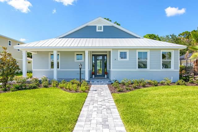 74 Lagoon Way, Titusville, FL 32780 (MLS #843588) :: Blue Marlin Real Estate