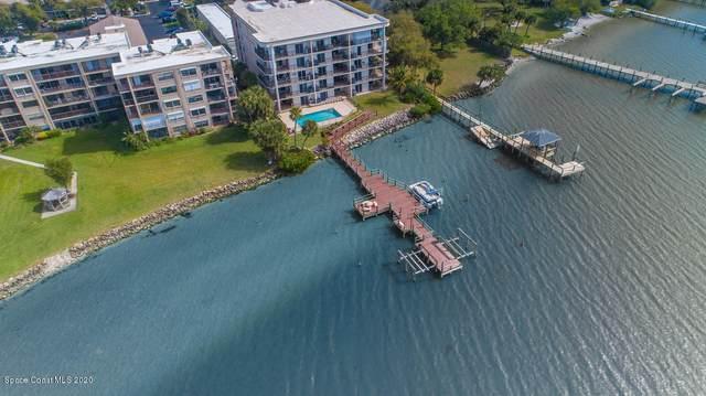 201 International Drive #633, Cape Canaveral, FL 32920 (MLS #867778) :: Blue Marlin Real Estate