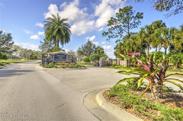 4384 Preservation Circle, Melbourne, FL 32934 (MLS #791585) :: Blue Marlin Real Estate
