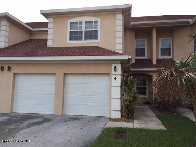 204 Holman Road #4, Cape Canaveral, FL 32920 (MLS #793849) :: Better Homes and Gardens Real Estate Star