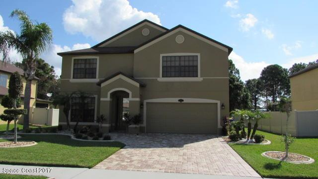 912 Whetstone Place, Rockledge, FL 32955 (MLS #794128) :: Better Homes and Gardens Real Estate Star