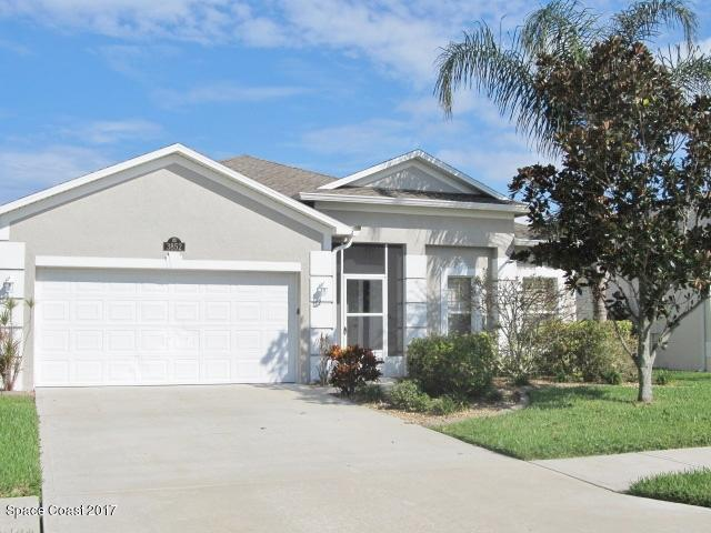 3852 Manitoba Way, Rockledge, FL 32955 (MLS #794151) :: Better Homes and Gardens Real Estate Star