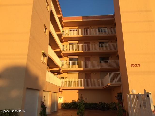 1525 S Atlantic Avenue #201, Cocoa Beach, FL 32931 (MLS #797545) :: Pamela Myers Realty