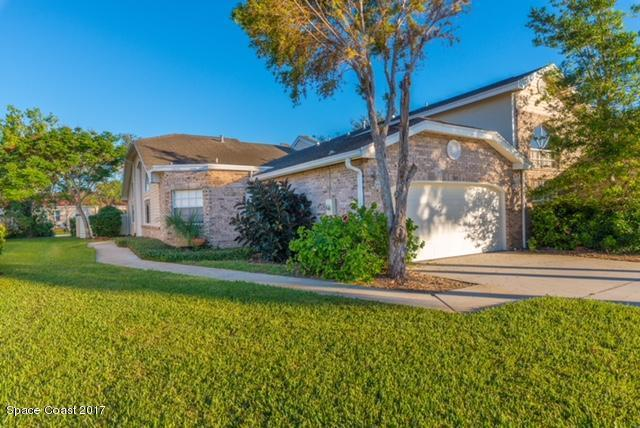 364 Kilmarnock Place #101, Melbourne, FL 32940 (MLS #798487) :: Better Homes and Gardens Real Estate Star