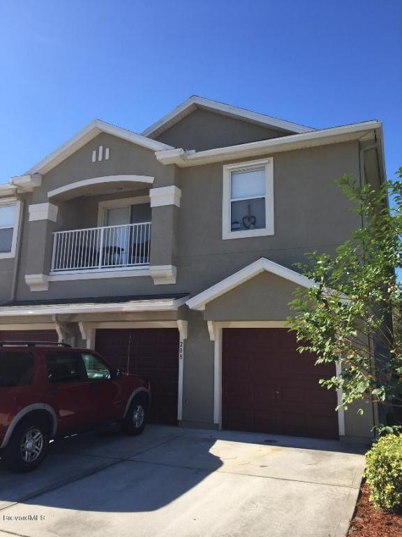 4067 Meander Place #207, Rockledge, FL 32955 (MLS #798778) :: Better Homes and Gardens Real Estate Star