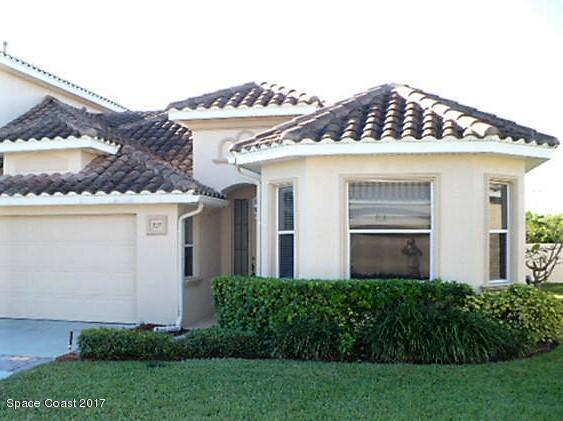 527 Siena Court, Satellite Beach, FL 32937 (MLS #798879) :: Better Homes and Gardens Real Estate Star