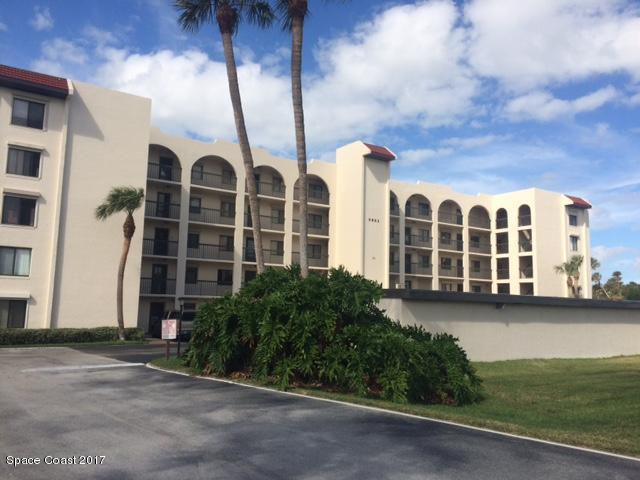 5803 N Banana River Boulevard #1045, Cape Canaveral, FL 32920 (MLS #798884) :: Better Homes and Gardens Real Estate Star