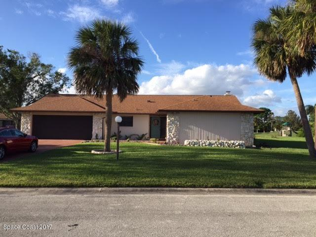 980 Long Meadow Lane, Melbourne, FL 32940 (MLS #798914) :: Better Homes and Gardens Real Estate Star