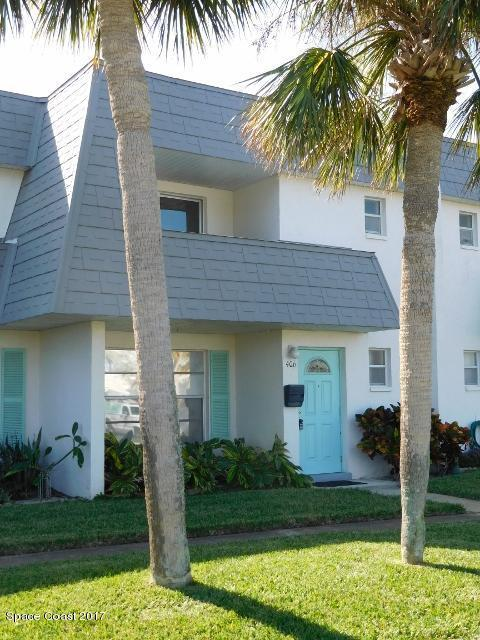 406 Dove Lane, Satellite Beach, FL 32937 (MLS #798956) :: Premium Properties Real Estate Services