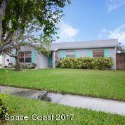 1730 S Merrimac Drive, Merritt Island, FL 32952 (MLS #798957) :: Better Homes and Gardens Real Estate Star