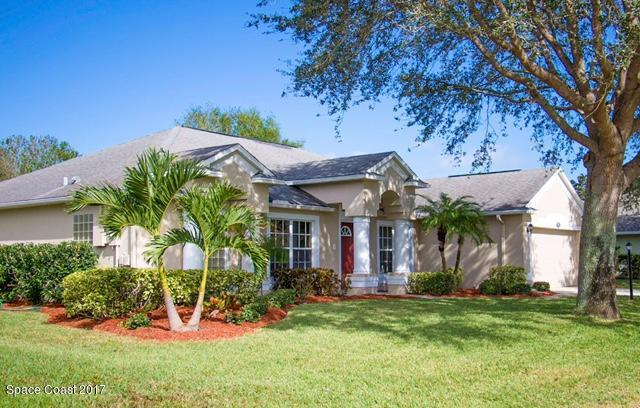 5772 Newbury Circle, Melbourne, FL 32940 (MLS #798997) :: Better Homes and Gardens Real Estate Star