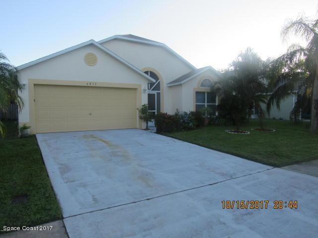 6857 Raccoon Court, Melbourne, FL 32940 (MLS #799027) :: Better Homes and Gardens Real Estate Star