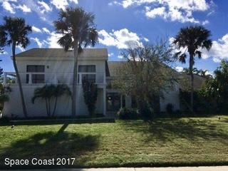 313 Amberjack Place, Melbourne Beach, FL 32951 (MLS #800428) :: Premium Properties Real Estate Services