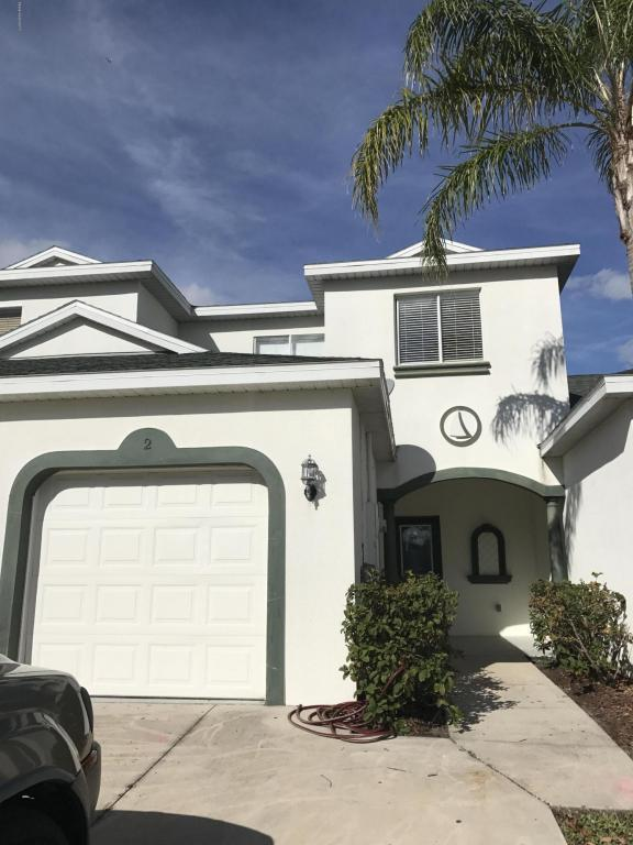 3810 Haley Court #2, Cocoa, FL 32926 (MLS #800449) :: Premium Properties Real Estate Services