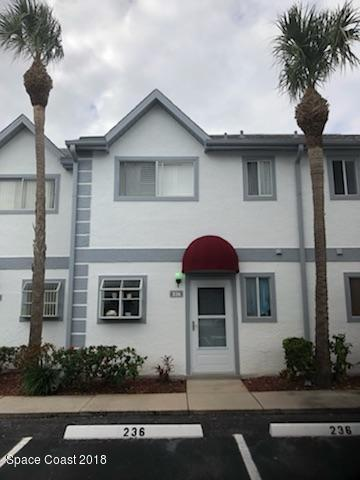 236 Seaport Boulevard #57, Cape Canaveral, FL 32920 (MLS #803034) :: The Keith Brodsky Team with RE/MAX Classic