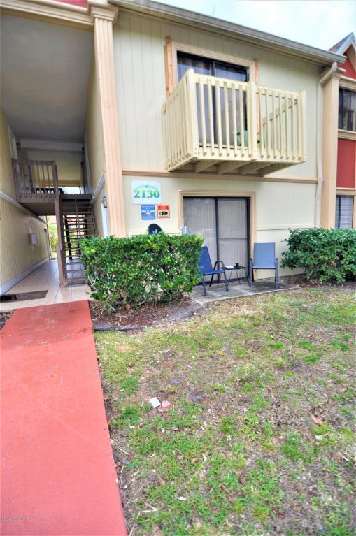 2130 NE Forest Knoll Drive NE #108, Palm Bay, FL 32905 (MLS #803908) :: Pamela Myers Realty