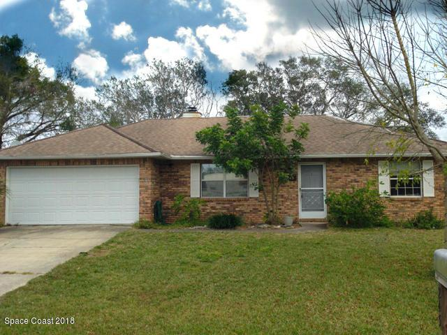245 Capron Road, Cocoa, FL 32927 (MLS #805570) :: Better Homes and Gardens Real Estate Star