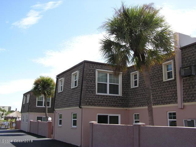 390 W Cocoa Beach Causeway #294, Cocoa Beach, FL 32931 (MLS #805658) :: Better Homes and Gardens Real Estate Star