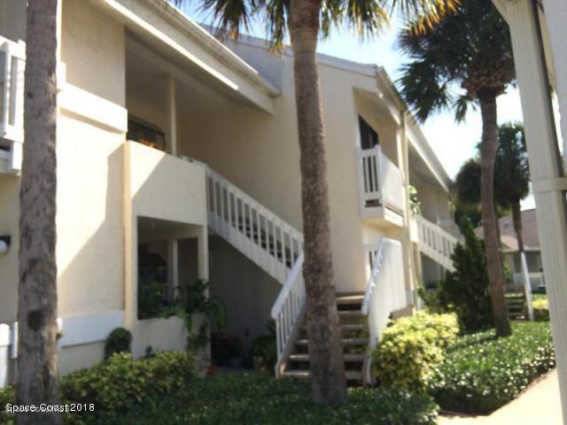 355 Lofts Drive NE #6, Melbourne, FL 32940 (MLS #805851) :: Pamela Myers Realty