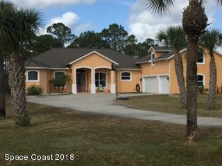 4080 Fawn Lake Boulevard, Mims, FL 32754 (MLS #805940) :: Pamela Myers Realty