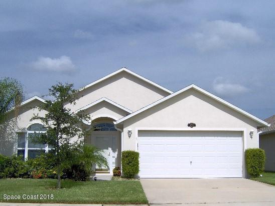 1014 Sedgewood Circle, West Melbourne, FL 32904 (MLS #806103) :: Pamela Myers Realty