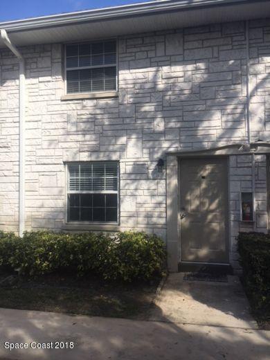 55 Needle Boulevard #71, Merritt Island, FL 32953 (MLS #806201) :: Pamela Myers Realty