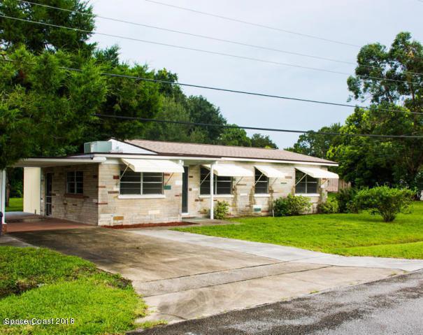 208 Laurel Oak Street, West Melbourne, FL 32904 (MLS #806222) :: Pamela Myers Realty