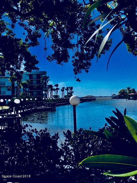 300 Columbia Drive 407-2, Cape Canaveral, FL 32920 (MLS #807411) :: Premium Properties Real Estate Services