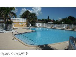 250 N Banana River Drive F5, Merritt Island, FL 32952 (MLS #807459) :: Pamela Myers Realty
