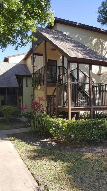 7817 Maplewood Drive #618, West Melbourne, FL 32904 (MLS #807643) :: Pamela Myers Realty