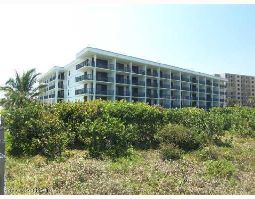 7400 Ridgewood Avenue #413, Cape Canaveral, FL 32920 (MLS #807673) :: Premium Properties Real Estate Services