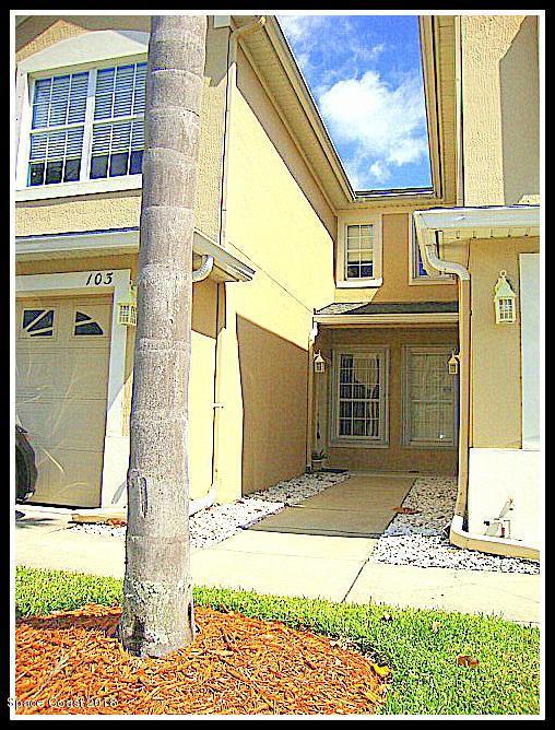 501 Trotter Lane #103, Melbourne, FL 32940 (MLS #807762) :: Pamela Myers Realty