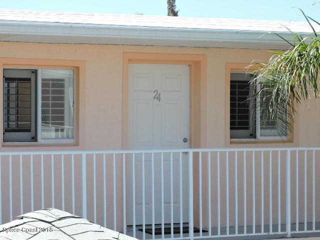 211 Circle Drive #24, Cape Canaveral, FL 32920 (MLS #808013) :: Premium Properties Real Estate Services
