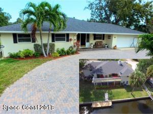 951 E Whitmire Drive, Melbourne, FL 32935 (MLS #808112) :: Premium Properties Real Estate Services