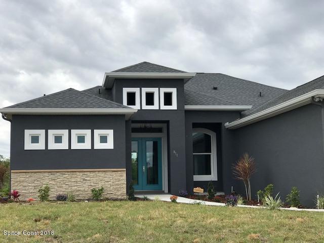 811 Environ Lane, Merritt Island, FL 32953 (MLS #808154) :: Premium Properties Real Estate Services
