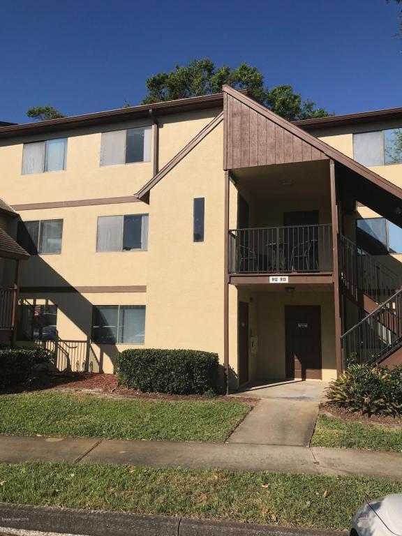 7801 Maplewood Drive #912, West Melbourne, FL 32904 (MLS #808208) :: Premium Properties Real Estate Services