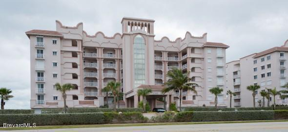 2065 Highway A1a #1503, Indian Harbour Beach, FL 32937 (MLS #809680) :: Pamela Myers Realty