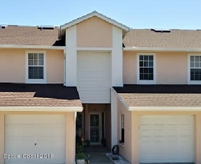 125 Escambia Lane #306, Cocoa Beach, FL 32931 (MLS #809700) :: Pamela Myers Realty