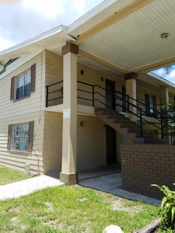 140 Minna Lane #218, Merritt Island, FL 32953 (MLS #809839) :: Pamela Myers Realty