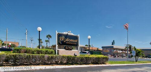 3150 N Atlantic Avenue #4990, Cocoa Beach, FL 32931 (MLS #810131) :: Pamela Myers Realty